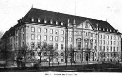 Budynek Dyrekcji Kolei w Gdańsku