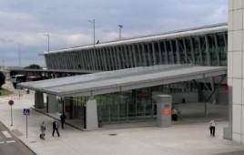 Stacja kolejowa Warszawa Lotnisko Chopina