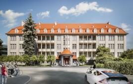 Siedziba Wydziału Matematyki Politechniki Wrocławskiej