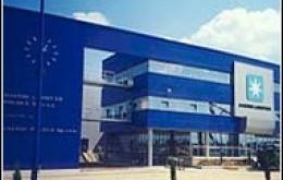 Siedziba Maersk