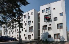 Budynki socjalne Okrzei