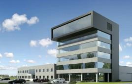 Budynek biurowy Balex Metal
