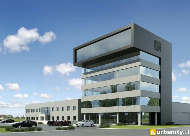 Miniaturka Budynek biurowy Balex Metal