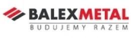 Logo Budynek biurowy Balex Metal
