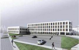 Skrzydło Południowe Wojewódzkiego Specjalistycznego Szpitala Dziecięcego