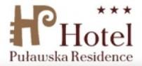 Logo Puławska Residence Hotel