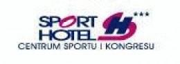 Logo Hala sportowa Centrum Sportu