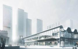 Nowy Pawilon Emilia