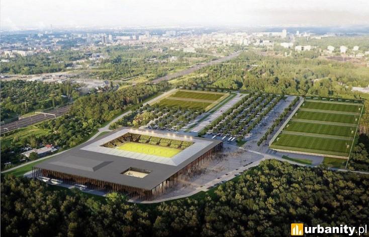 Miniaturka Nowy stadion GKS Katowice