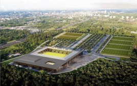 Nowy stadion GKS Katowice
