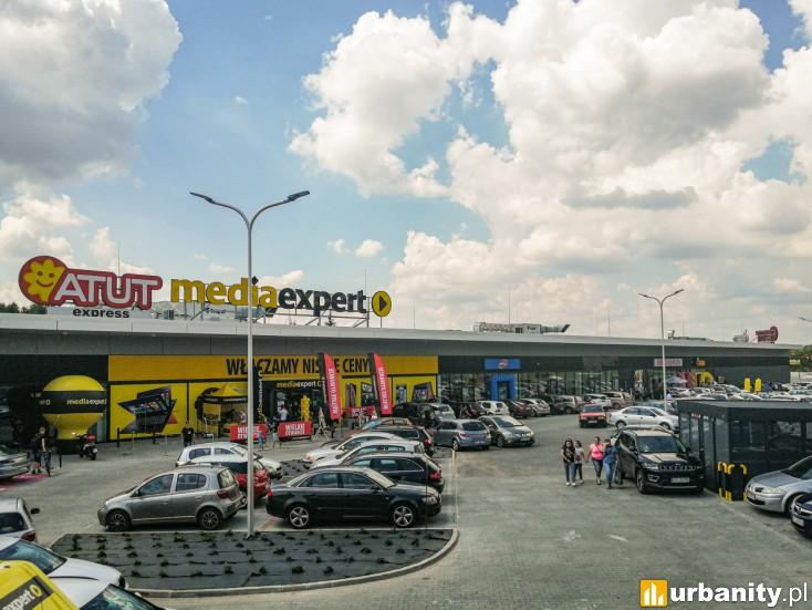Miniaturka Retail Park ATUT Express Wieliczka