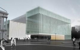 Nowy budynek Opery Wrocławskiej