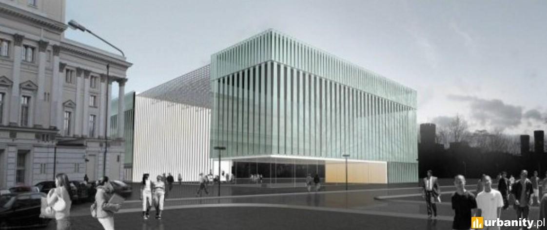 Miniaturka Nowy budynek Opery Wrocławskiej