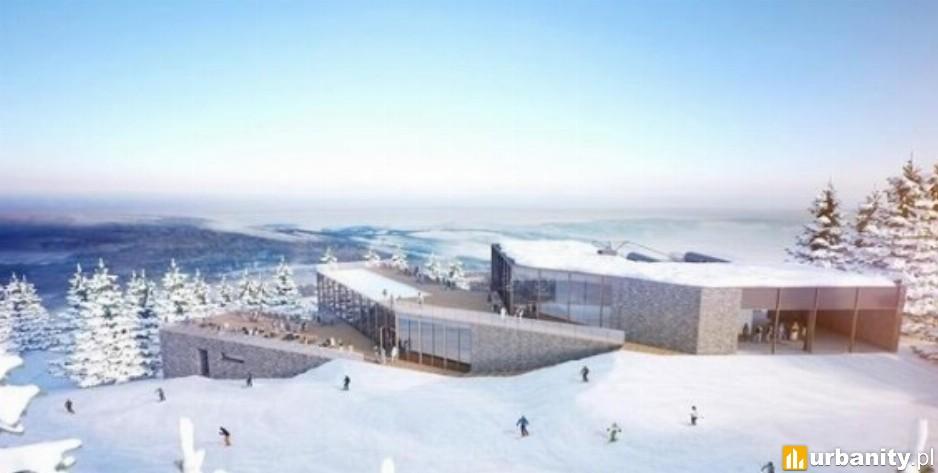 Miniaturka Stacja narciarska