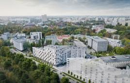 Osiedle NU! Warszawa Wola