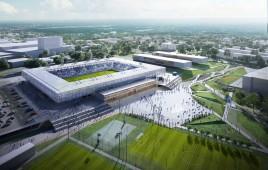 Nowy stadion piłkarski
