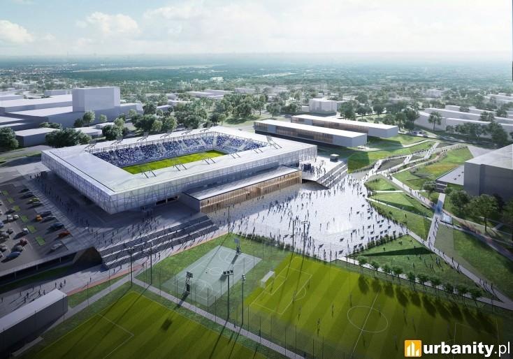 Miniaturka Nowy stadion piłkarski