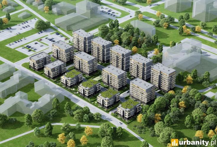 Miniaturka Apartamenty Przybyszewskiego 64
