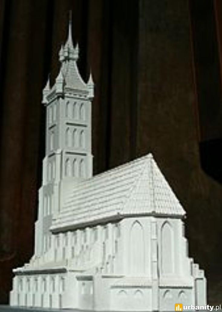 Miniaturka Kolegiata św. Marii Magdaleny