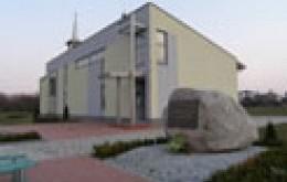 Kaplica parafii pw. Najświętszej Marii Panny