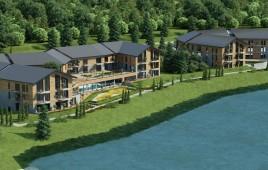 [Sosnówka] Hotel Lake Hill Resort & Spa