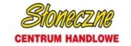 Logo Słoneczne Centrum Handlowe
