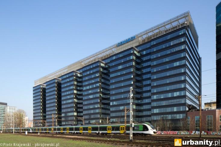 Miniaturka Eurocentrum Office Complex