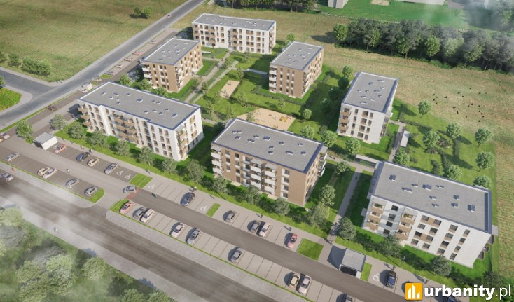 Miniaturka Osiedle Słowackiego Mieszkanie Plus