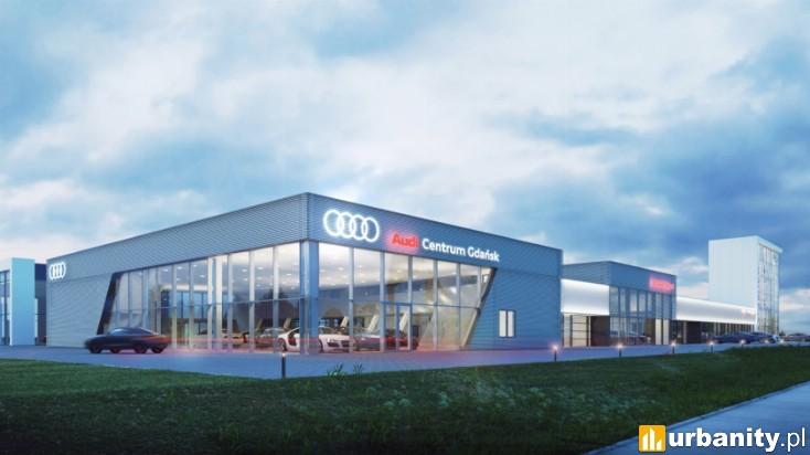 Miniaturka Salon Skody i Audi