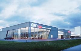 Salon Skody i Audi