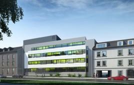 Nowa siedziba Wydziału Informatyki, Elektroniki i Telekomunikacji AGH