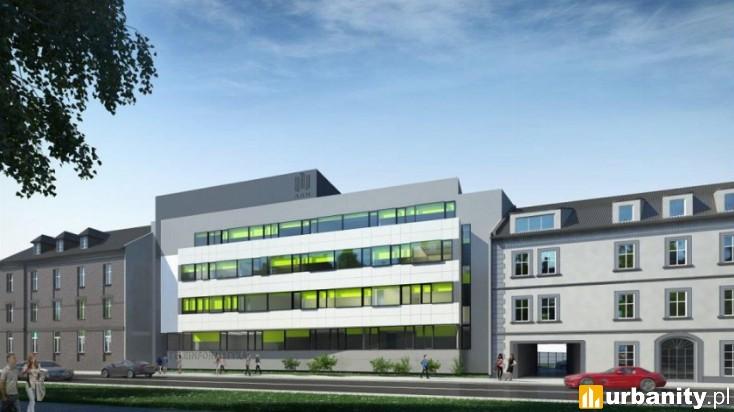 Miniaturka Nowa siedziba Wydziału Informatyki, Elektroniki i Telekomunikacji AGH
