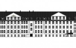 Budynek administracyjny Augustyńskiego 1