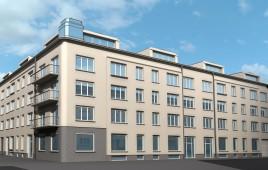 Modern Praga Apartments