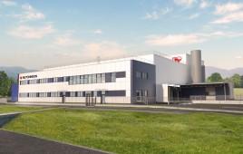 Zakład produkcyjny Hutchinson Poland
