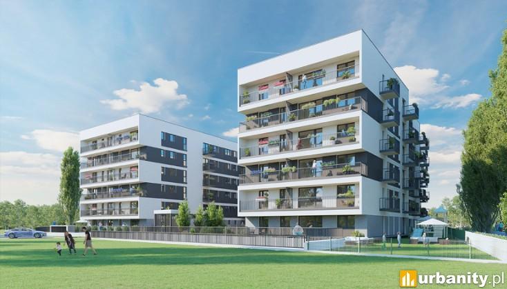 Miniaturka Nowe Wyżyny Apartamenty