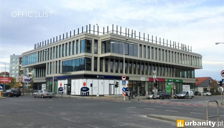 Miniaturka Biurowiec Street Point