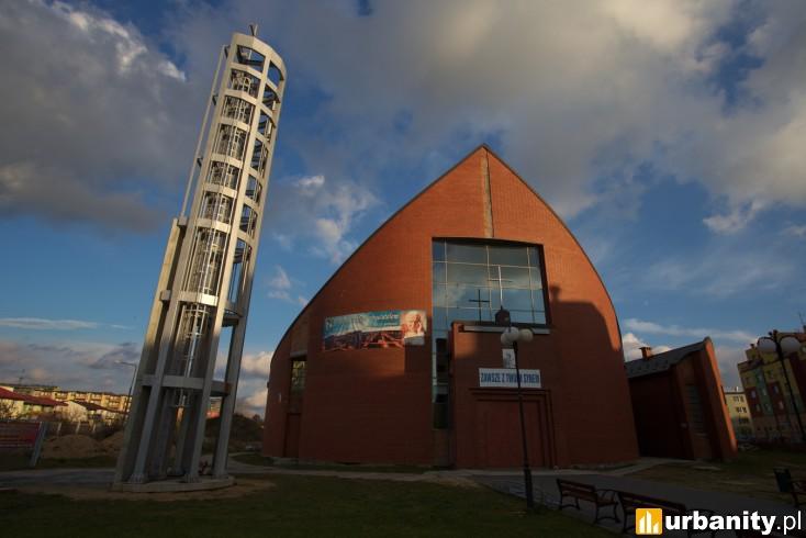 Miniaturka Kościół parafialny pw. Zesłania Ducha Świętego