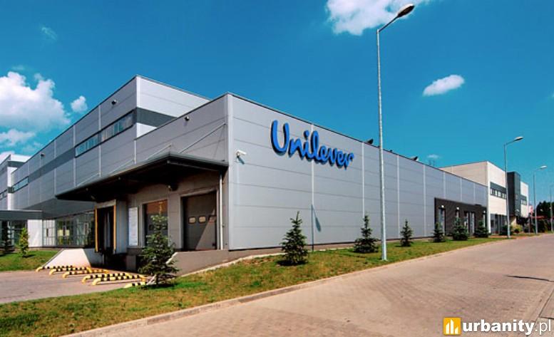 Miniaturka Zakład Konfekcjonowania Herbaty Unilever