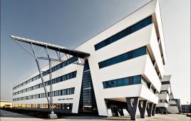 Gmach Wydziału Biologii Uniwersytetu Gdańskiego