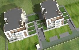 Miniaturka Bartycka II Residence