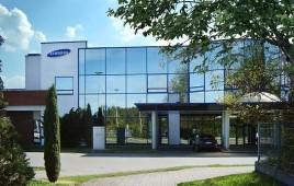 Zakład produkcji urządzeń AGD Samsung