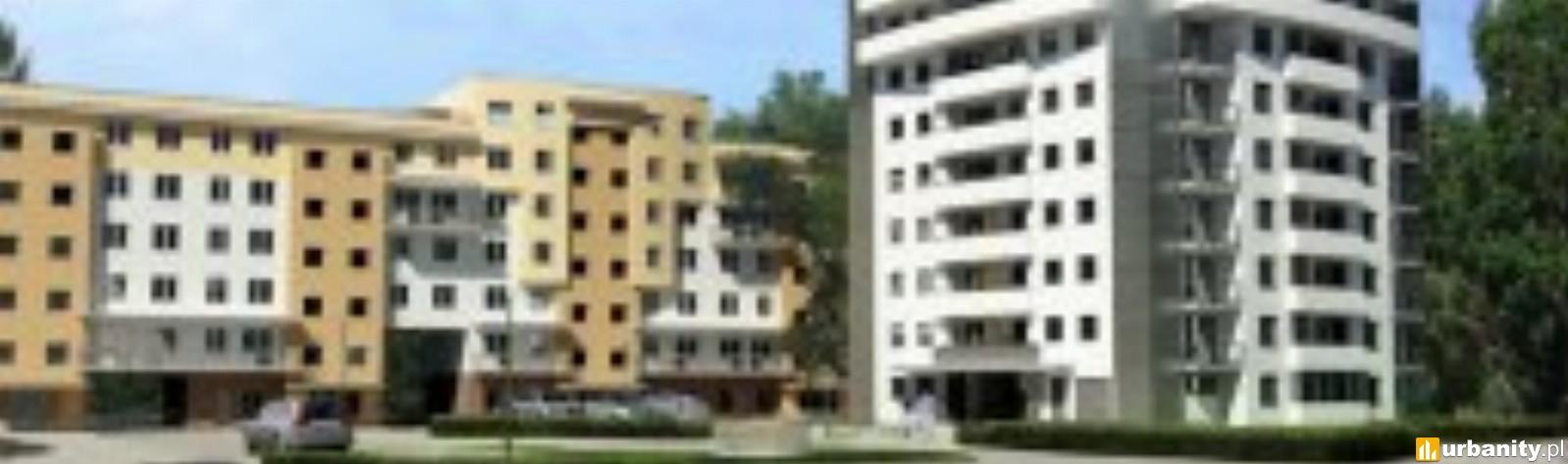 Miniaturka Centrum Mieszkaniowe Żelazna
