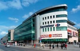 Centrum Handlowe Warszawa Wileńska