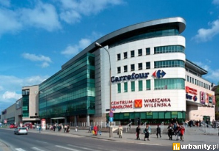 Miniaturka Centrum Handlowe Warszawa Wileńska