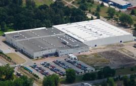 Zakład produkcji poduszek powietrznych Autoliv