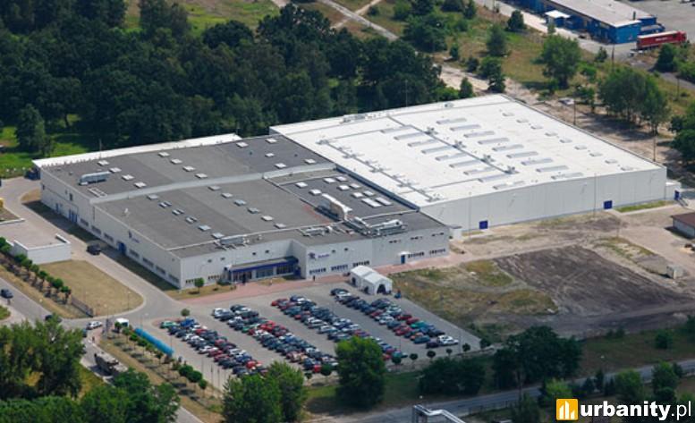 Miniaturka Zakład produkcji poduszek powietrznych Autoliv