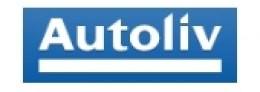 Logo Zakład produkcji poduszek powietrznych Autoliv