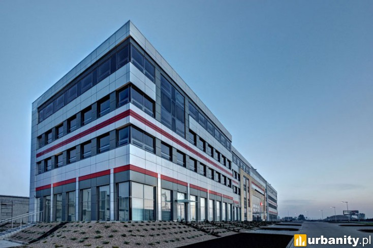 Miniaturka Bronowice Business Center 11