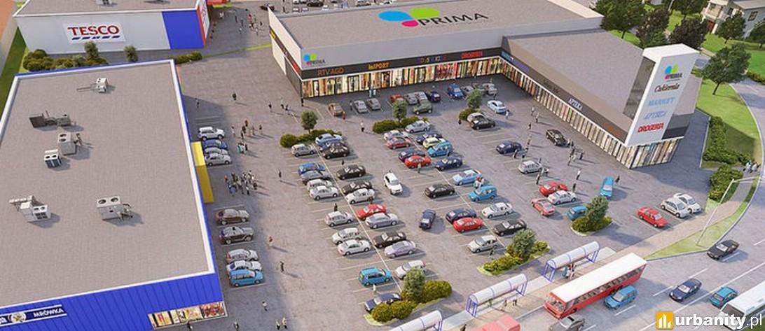 Miniaturka Centrum handlowe Prima Park